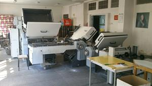 Picture of Stahl Heidelberg FINISHING TD78 / 6 66/4 56/2 TOP LINE