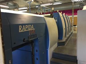 Picture of KBA Rapida 106-4