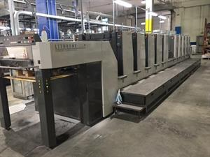 Picture of Komori Lithrone S 1029