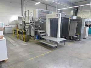 Picture of Komori Lithrone S 144 SP