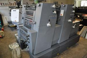 Picture of Heidelberg Printmaster PM GTO 52-2