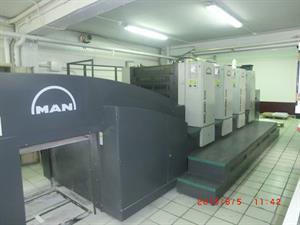 Picture of Manroland R504