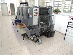 Picture of Heidelberg Printmaster PM GTO 52-4