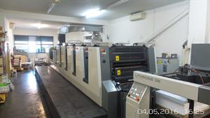 Picture of Komori Lithrone L528+C EM
