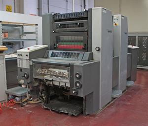 Picture of Heidelberg Speedmaster SM 52-2+