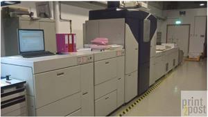 Picture of Xerox iGEN4 PRESS Diamond Edition