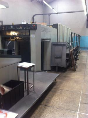 Picture of Komori Lithrone LS440 (H)