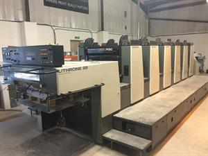 Picture of Komori Lithrone L628 EM
