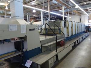 Picture of Komori Lithrone L840+C