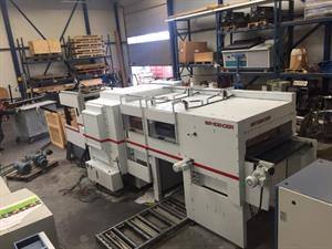 Picture of Bobst SP 102 CER