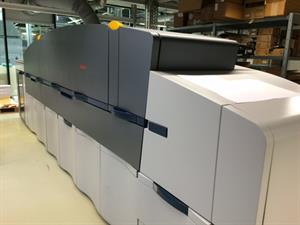 Picture of Kodak Nexpress 2100 plus & NexGlosser