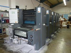 Picture of Heidelberg Printmaster PM 52-5