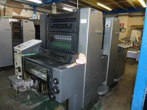 Picture of Heidelberg Speedmaster SM 52-2P+