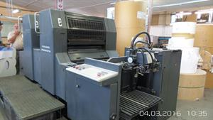 Picture of Heidelberg Speedmaster SM 74-2P