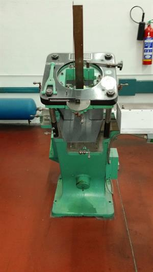 Picture of Polytype PMC RAM PUNCH LABEL DIE CUTTING MACHINE