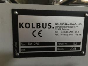 Picture of Kolbus DA 270