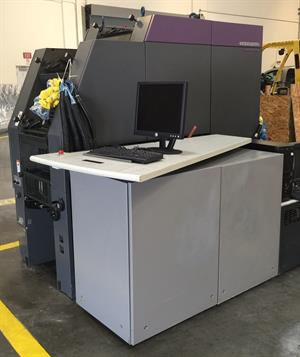 Picture of Heidelberg QuickMaster DI 46-4