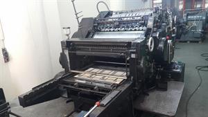 Picture of Heidelberg SBB Cylinder Die Cutting