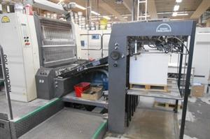 Picture of Manroland 705-3B+LV HiPrint