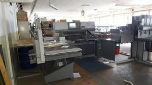 Picture of Polar 115 XT Cutting Line