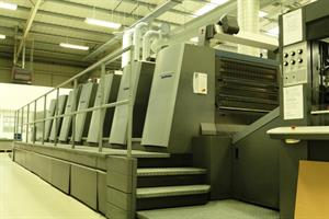 Picture of Heidelberg XL 105-6+LX