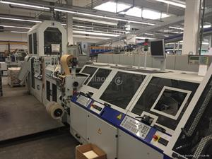 Picture of Kolbus Book Production Line Kolbus BF 527 + FE 604