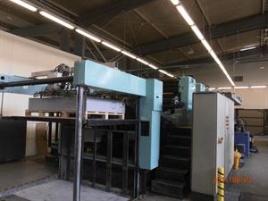 Picture of Miehle Large Size Poster Printing Machine 77´ 4-color