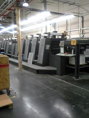 Picture of Heidelberg Speedmaster CD 74-4+LY-P-4+L-F