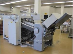 Picture of Stahl Folding machine folder TH66/6-66/4- PFH66-VFZ52.H-SBP66.H