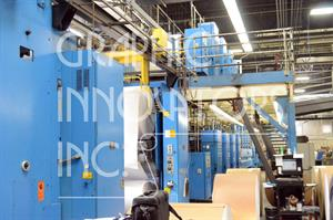 Picture of Goss G18 (8) Unit (2) Web Offset Press System