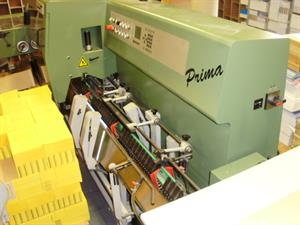 Picture of Muller Martini Prima 390 Saddle Stitcher