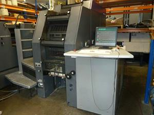 Picture of Heidelberg Quickmaster QMDI 46-4