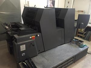 Picture of Heidelberg PM GTO 52-2