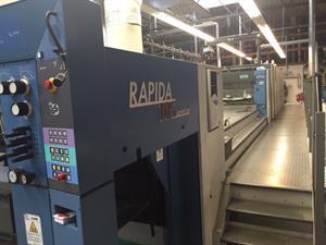 Picture of KBA Rapida RA105-5