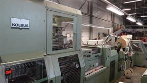 Picture of Kolbus BF524 compact flow line
