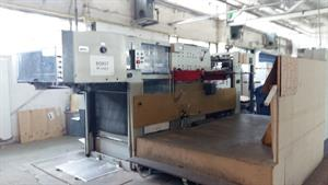 Picture of Bobst SP 1120 E