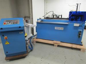 "Picture of Lombardi Champion 10x10"" Strip Diecutter"
