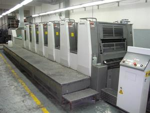 Picture of Komori Lithrone LS629+C
