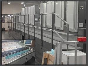 Picture of Komori Lithrone LS840P+C