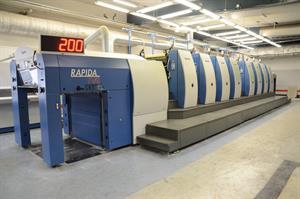 Picture of KBA Rapida RA106-8 SW