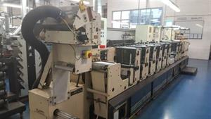 Picture of Mark Andy 2200 Flexo press