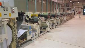 Picture of Nilpeter FA4200 Flexo press