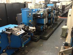 Picture of Gallus 200 Letterpress