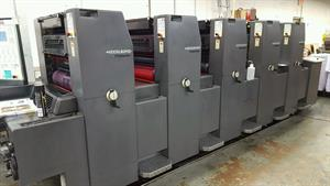 Picture of Heidelberg Printmaster PM 52-5P