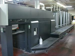 Picture of Heidelberg Speedmaster CD 102-5+LX