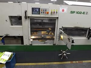 Picture of Bobst SP102 EII