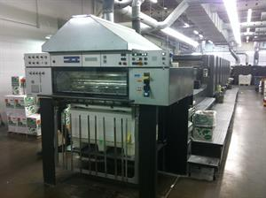 Picture of Heidelberg Speedmaster CD 102-8