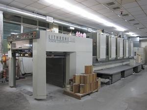 Picture of Komori Lithrone LS540