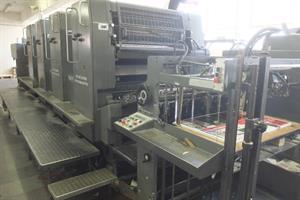 Picture of Heidelberg Speedmaster 102 VP