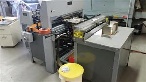 Picture of Advent AAT AUTOMATED TAB AND MYLAR CUTTING MACHINE